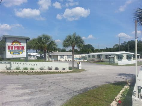 jims rv park prices campground reviews zephyrhills