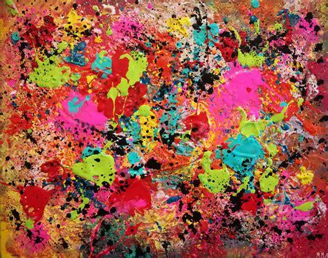 paint colorful colorful paint splatter rom