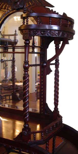 Antique Etagere by Beautiful Antique 19th C American Etagere For