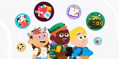 Space Explore Android Google Curiosity Nurture Kid