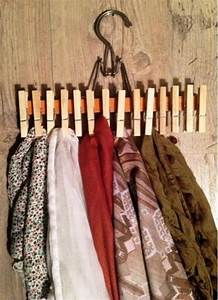 30 creative scarf storage display ideas hative
