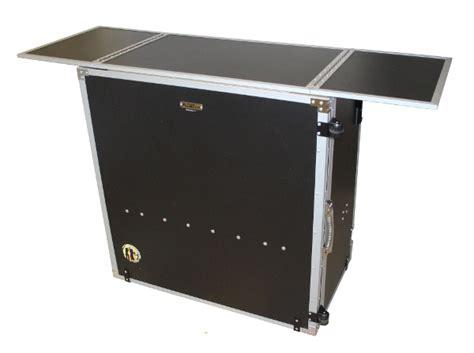 mobiler dj tisch mischpulte dj equipment ausleihen musikanlagen kiel de