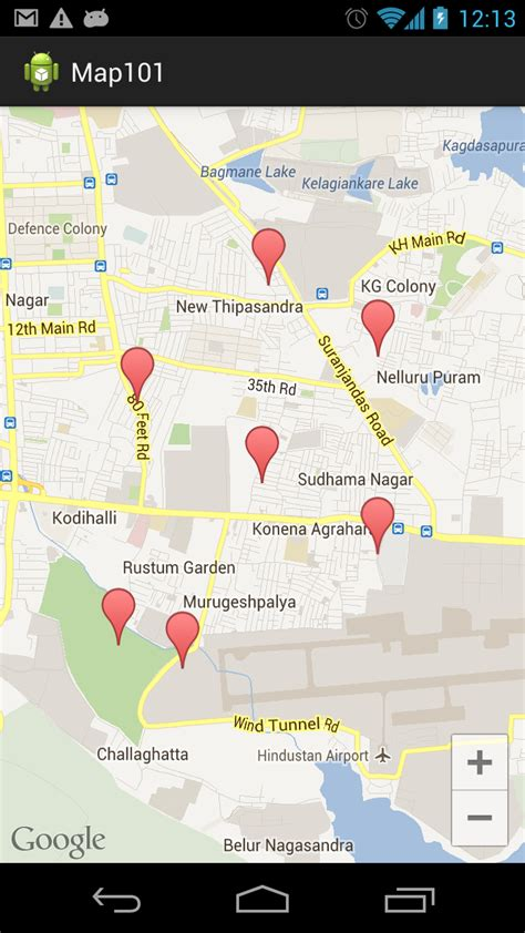 maps android maps api v2 on android techdroid