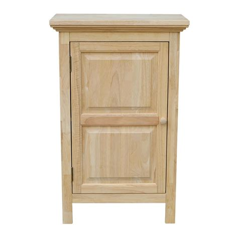 home concepts cabinets international concepts unfinished storage cabinet cu 125