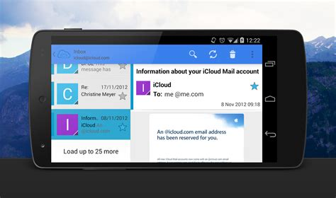 icloud mail on android sync for icloud mail android apps on play