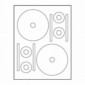 Adtec labels 2 up stomper full face cd dvd 100pk for Cd stomper template