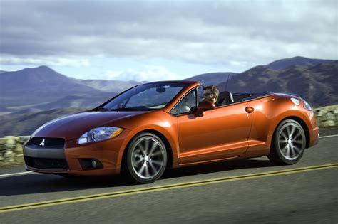 2007 Mitsubishi Eclipse Spyder by 2007 Mitsubishi Eclipse Spyder Pictures Cargurus