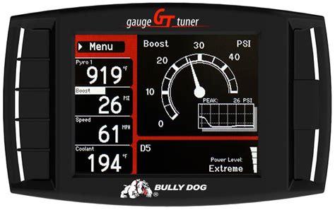 bully dog  gt diesel tuner    powerstroke