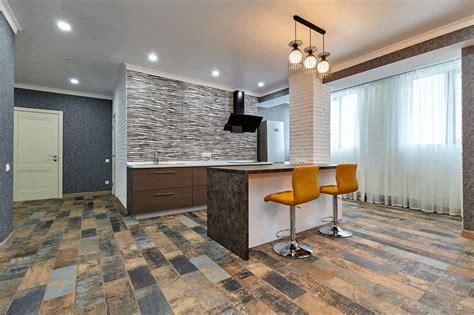gorgeous kitchen cabinet  wood floor color