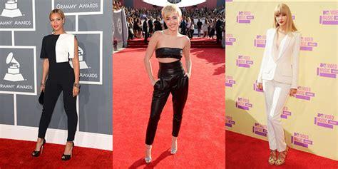 39 Celeb Women Who Rocked Pants On The Red Carpet Stars