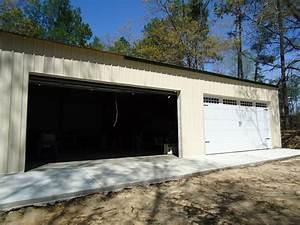 40x60x16 garage warehouse shop pole barn steel building With 24x40 garage kit