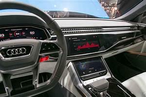 Audi Q8 Interieur : premier coup d il l audi q8 concept un nouveau venu parmi les vus bicorps motor trend canada ~ Medecine-chirurgie-esthetiques.com Avis de Voitures