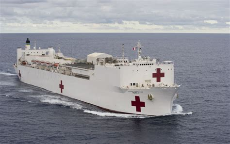Dvids  Images  The Military Sealift Command Hospital