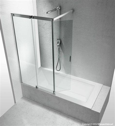 paraschizzi per vasca da bagno prezzi cabine doccia preventivo vasche vr apertura scorrevole