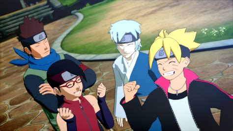 Road To Boruto Expansion On Steam