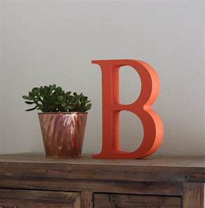 wood letters free standing distressed from lightfilled With free standing decorative alphabet letters