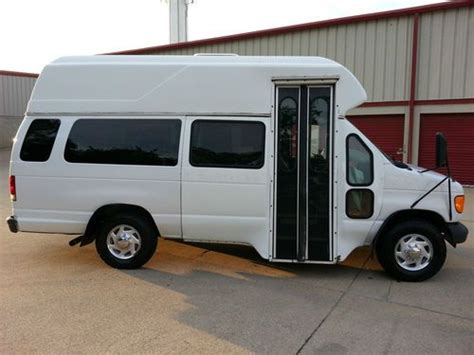 security system 2004 ford e350 auto manual buy used 2004 ford e350 super duty mini bus 13 passenger van with bus doors rare in