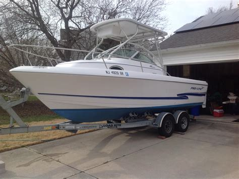 Proline Boats For Sale Nj by Pro Line Boats For Sale In New Jersey