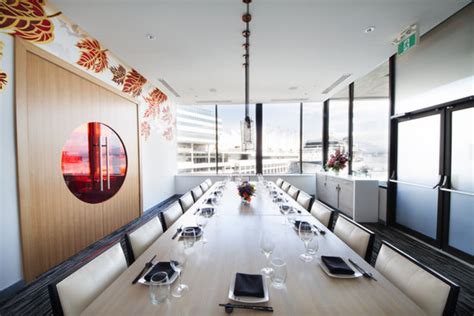 Vancouver Private Dining Room Guide