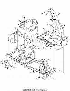 Lawn Mower Seat Wiring Diagram