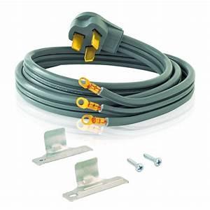 6 U0026 39  Electric Range Cord - 40 Amp - 3 Wire
