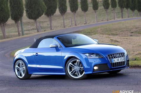 2008 Audi Tts Coupe And Roadster Photos 1 Of 12