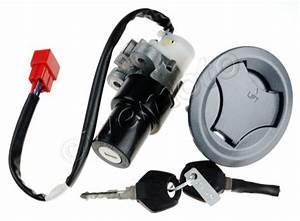 Yamaha Wr 125 X 12 Ignition Switch Plus Lock Set