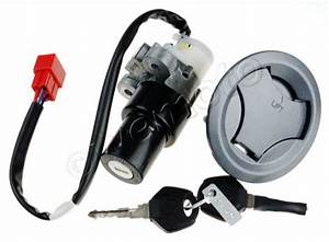 Yamaha Wr 125 R 13 Ignition Switch Plus Lock Set