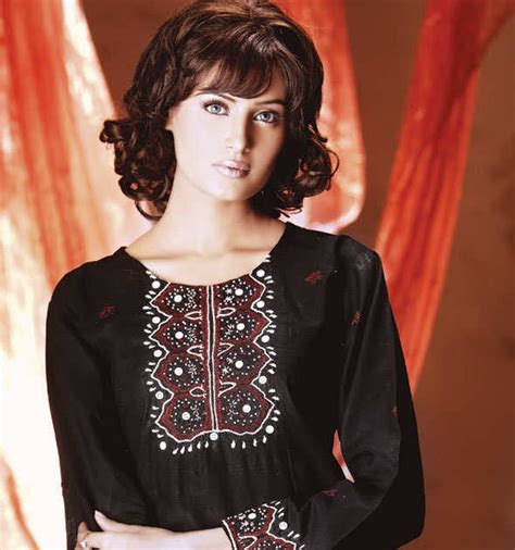 kurti designs  hairstyle  makeup