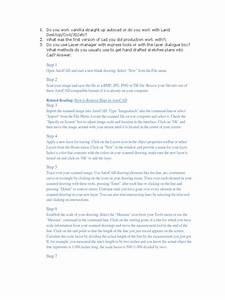 Autocad Interview Evaluation
