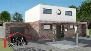 Cube Haus Bauen : cube 142 kreatives bauhausstil haus bsa wohnbau ~ Sanjose-hotels-ca.com Haus und Dekorationen