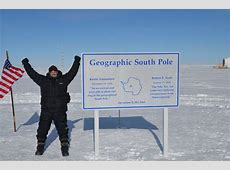 How I Made it to the South Pole