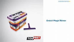Enduit Garnissant Tout Pret : enduit de r novation magic r nov toupret 575403 ~ Premium-room.com Idées de Décoration