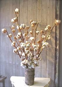 Bouquet Fleur De Coton : 100 coton montr al fleuriste abaca ~ Teatrodelosmanantiales.com Idées de Décoration