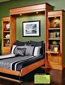 Build Murphy Bed  U2022 Woodarchivist