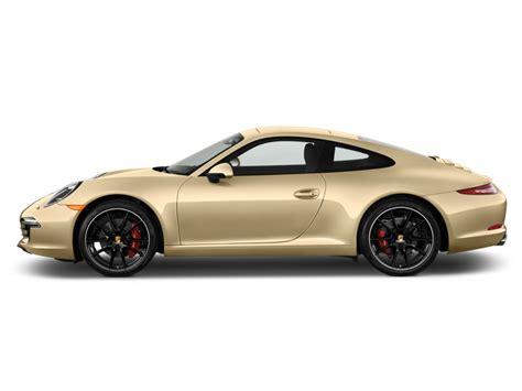 Image: 2016 Porsche 911 2-door Coupe Carrera Side Exterior