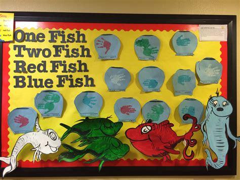 one fish two fish fish blue fish dr seuss bulletin 391 | 28f9df084b57b2081a5bf811e130f950