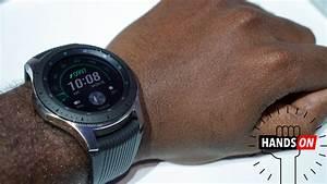 Samsung Galaxy Watch Hands