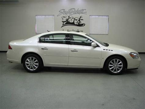 2008 Buick Lucerne by 2008 Buick Lucerne Information And Photos Momentcar