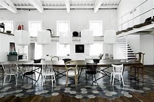 le melange carrelage et parquet joli place With kitchen colors with white cabinets with papier peint imitation carreaux de ciment