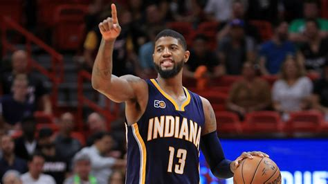 Lakers In Talks With Pacers For Paul
