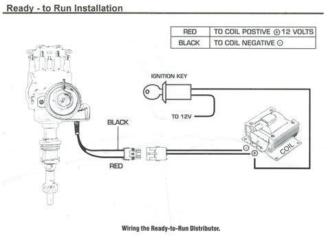 ready to run electronic distributor chrysler dodge mopar 318 340