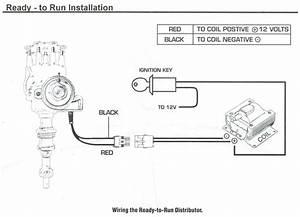 Hei Distributor Wire Diagram For Mopar 42544 Verdetellus It