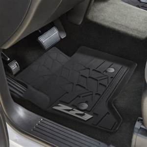 Floor Mats  All-weather  Front  Z71