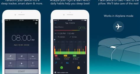 sleep app iphone analyze your sleeping patterns with sleep better app for