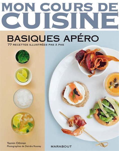 marabout cuisine livre basiques aperos yasmin othman marabout cuisine