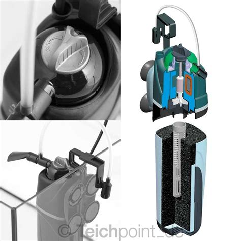 aquarium filtre int 233 rieur s 233 rie aquael fan plus filtre 233 ponge pompe oxyg 232 ne ebay