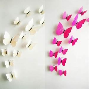 Schmetterlinge Basteln 3d : schmetterlinge basteln wir helfen mit 100 ideen dabei ~ Orissabook.com Haus und Dekorationen