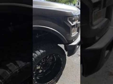 wicked customs   ford    bumper spacer