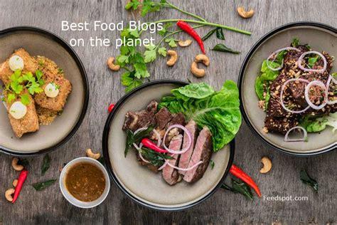 top  food blogs websites  newsletters  follow